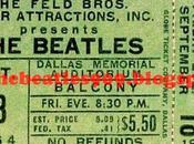 años: Sept.1964 Dallas Memorial Auditorium Dallas, Texas