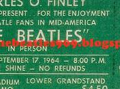 años: Sept.1964 Municipal Stadium Kansas City, Missouri Historia Charles Finley Beatles PARTE)