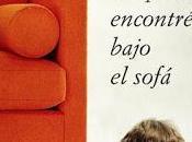 "encontré bajo sofá"" Eloy Moreno"