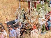 Romería Besamanos Divina Pastora Cantillana