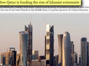 Qatar, aliado EE.UU. financia extremistas Libia Siria