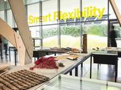 Exposición Smart Flexibility, estructuras materiales adaptables Disseny