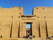 Templo dios Horus Edfú, Egipto. Galería fotos