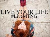 LOOK: LIVE YOUR LIFE #LiveMTNG