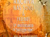 ARCANA SOUL FRIENDS 04/10/2014 sala (Madrid): BANDA FLETA AUTOBÚS ASUME PARTE BILLETE PARA PUEDAN ACUDIR TODOS SEGUIDORES