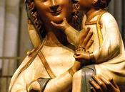 Virgen Blanca. leyenda Catedral Toledo