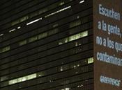 Nueva York 2014: Cumbre Clima para galería ambición
