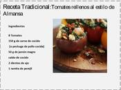 Receta Tradicional: Tomates rellenos estilo Almansa