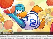"""Noticias Club Penguin Edición 466: """"¡Balón Prisionero Gimnasio!"""