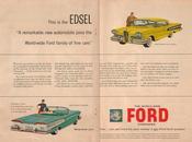 Edsel, auto fracasó