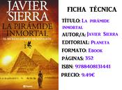 Reseña: pirámide inmortal, Javier Sierra