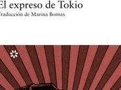 """expreso Tokio"""", Seicho Matsumoto (1958)"""