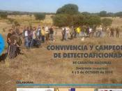 Convivencia Campeonato Detectoaficionados Saceruela (Ciudad Real)