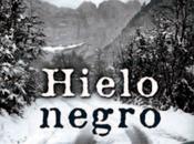 "Portada español: ""Hielo negro"" Becca Fitzpatrick (autora Hush, hush)"