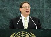 Cuba denuncia agresividad Estados Unidos discurso canciller cubano Pdf]