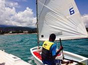 Barahona nueva generación veleristas país