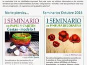 Seminarios Arte Artesanía ALARTE ESPACIO CREATIVO