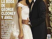 George Clooney Amal Alamuddin, fotos boda
