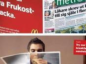 Campañas publicitarias inteligentes creativas McDonald´s todo mundo