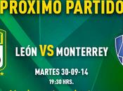 Trasmision vivo León Rayados Monterrey Fecha futbol mexicano