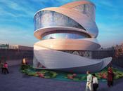 Templo budista miliy Design