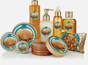 Aceite Argán Salvaje, nueva línea cuidado corporal capilar Body Shop
