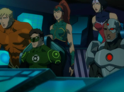 Primer Trailer Justice League: Throne Atlantis