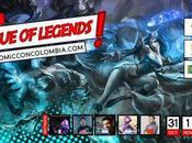 octubre, Noviembre, Comic-Con Colombia