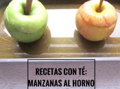 Recetas Manzanas horno
