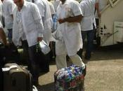 Ébola: está Sierra Leona brigada médica cubana fotos video]