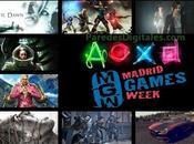 Sony desvela catálogo juegos para Madrid Games Week