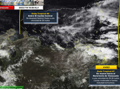 Ondas tropicales aportan lluvias sobre Venezuela. ¿Será cordonazo Francisco?