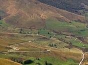 Portillo Lunada vertiente sur: puertos acceso meseta desde Cordillera Cantábrica.