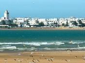 Essaouira: playa curvada entorno místico