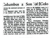 Artículos publicados York Times