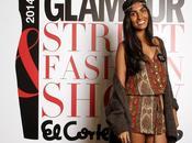 canaria finalista Glamour Street Fashion Show Corte Inglés