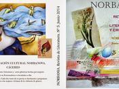 Presentación badajoz revista norbania