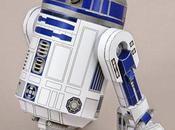 Descargable R2-D2 Star Wars para maqueta