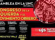 Asamblea hacia Congreso Movimiento Obrero Izquierda