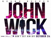 "Nuevo quad póster ""john wick"""