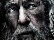 """Gandalf muestra preocupado nuevo póster """"hobbit: batalla cinco ejércitos"""""""
