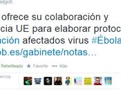 Ébola: enésima chapuza firma Marca España
