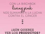 Spoiler caja Birchbox Living Pink Octubre 2014 CÓDIGOS