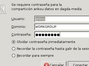 Crear servidor archivos Samba