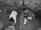 arqueólogos localizan Cueva Guantes útiles fósiles hace 30.000 años