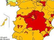 españoles respira aire contaminado