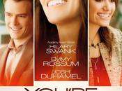 "Primer póster ""you're you"" hilary swank"