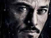 """Bardo arquero protagoniza nuevo póster hobbit: batalla cinco ejércitos"""""""