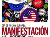 Acción Europea contra TTIP Fracking