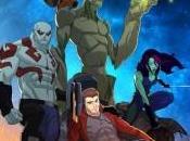 Llega serie animada Guardianes Galaxia Disney Primer tráiler